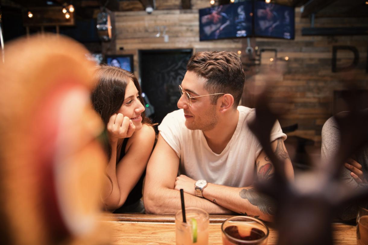 Behavior of Scorpio Man in Love Relationships