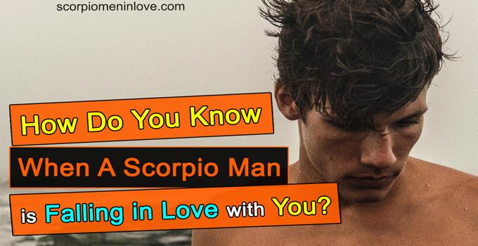 A you happens scorpio what when man ignore Major Scorpio