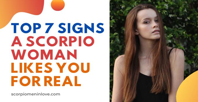 Woman scorpio you a when ignores 4 Ways